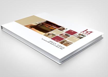 盾朗案例:家具产品精装画册