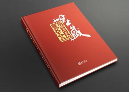 盾朗案例:档案局纪念册设计