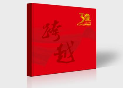 盾朗案例:大用集团周年庆画册