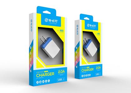 盾朗案例:神州行充电器包装